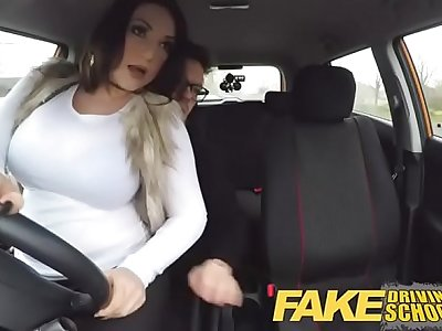 Fake driving school busty - HD on: https://clkme.in/qY5p8h