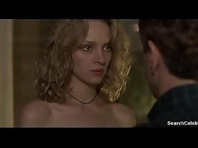 Uma Thurman in Mad Dog and Glory 1993