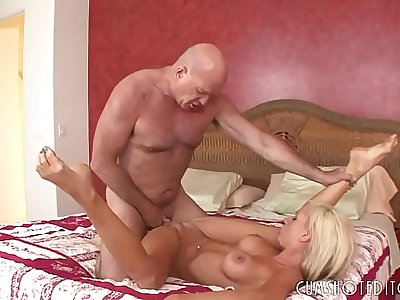 Cute Young Stepdaughter Loving That Fat Cock Part2