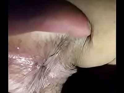 Beautiful indian wife AssHole Fingering